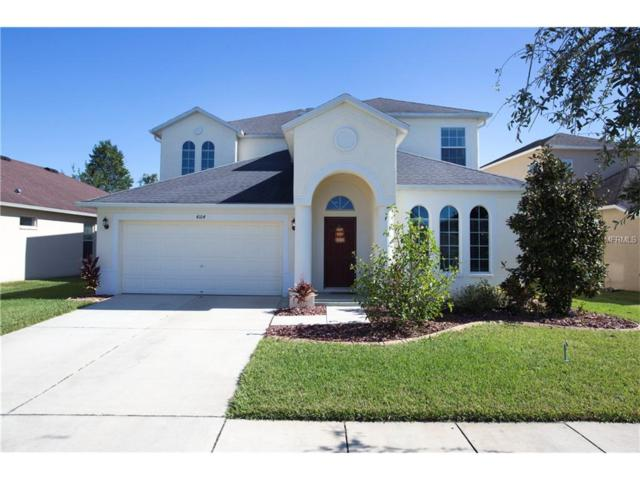 4104 Warwick Hills Drive, Wesley Chapel, FL 33543 (MLS #T2914799) :: Cartwright Realty