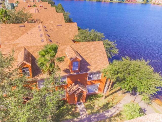 9672 Lake Chase Island Way #9672, Tampa, FL 33626 (MLS #T2914829) :: Griffin Group
