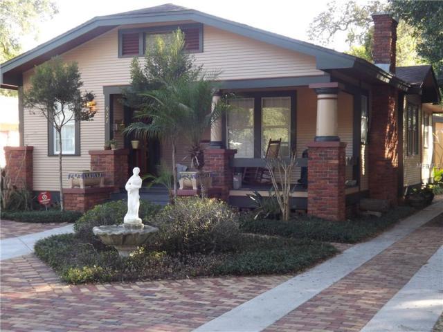 927 E Shadowlawn Avenue A & B, Tampa, FL 33603 (MLS #T2915056) :: Godwin Realty Group