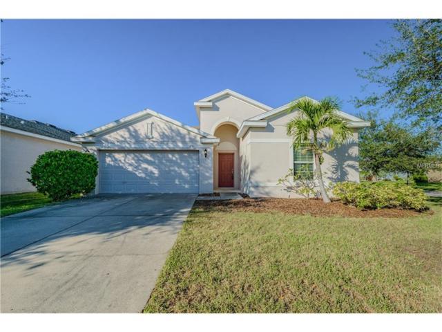 820 Parker Den Drive, Ruskin, FL 33570 (MLS #T2915419) :: Dalton Wade Real Estate Group