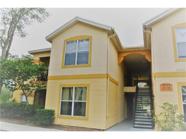 5621 Pinnacle Heights Circle #208, Tampa, FL 33624 (MLS #T2915445) :: Griffin Group