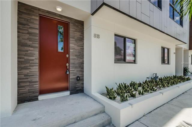 818 2ND Avenue N, St Petersburg, FL 33701 (MLS #T2916191) :: Gate Arty & the Group - Keller Williams Realty