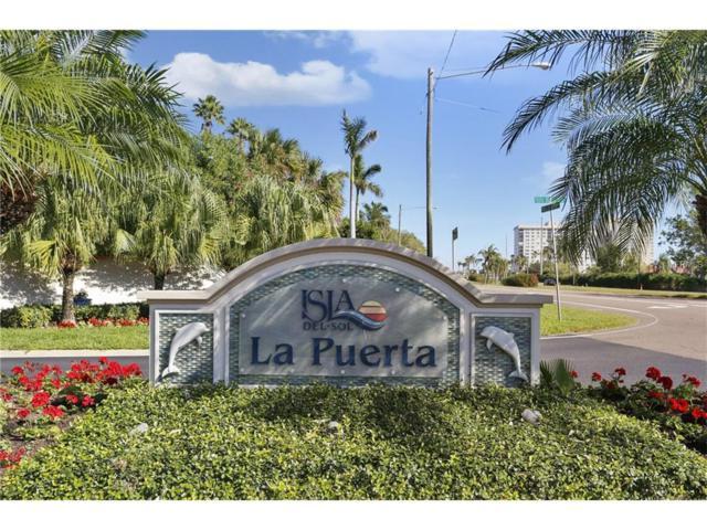 5825 La Puerta Del Sol Boulevard S #268, St Petersburg, FL 33715 (MLS #T2916473) :: Baird Realty Group