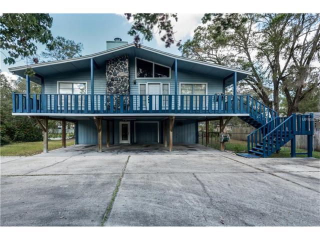 1408 Sunset Lane, Lutz, FL 33549 (MLS #T2916539) :: Team Bohannon Keller Williams, Tampa Properties