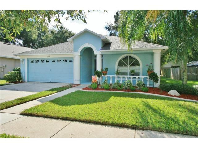 509 Valencia Park Drive, Seffner, FL 33584 (MLS #T2916903) :: Arruda Family Real Estate Team