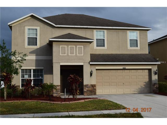 4332 Highcroft Drive, Wesley Chapel, FL 33545 (MLS #T2917006) :: Team Bohannon Keller Williams, Tampa Properties
