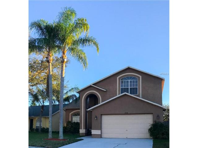 11216 Clayridge Drive, Tampa, FL 33635 (MLS #T2917608) :: Gate Arty & the Group - Keller Williams Realty