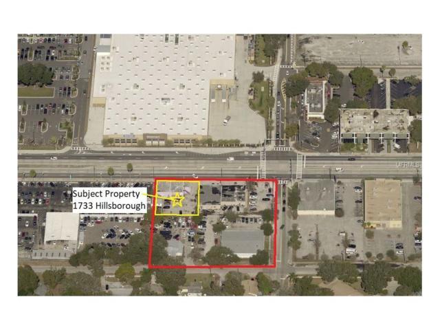 1733 E Hillsborough Avenue, Tampa, FL 33610 (MLS #T2917686) :: Team Bohannon Keller Williams, Tampa Properties