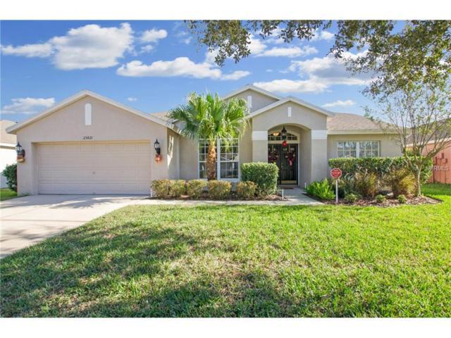 25821 Santos Way, Wesley Chapel, FL 33544 (MLS #T2917696) :: Team Bohannon Keller Williams, Tampa Properties