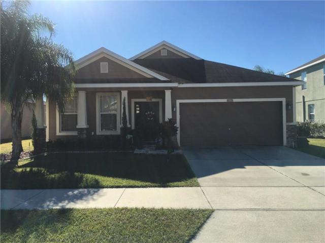 3111 Magnolia Meadows Drive, Plant City, FL 33567 (MLS #T2917825) :: The Fowkes Group