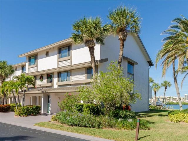 160 Marina Del Rey Court, Clearwater Beach, FL 33767 (MLS #T2917862) :: Griffin Group