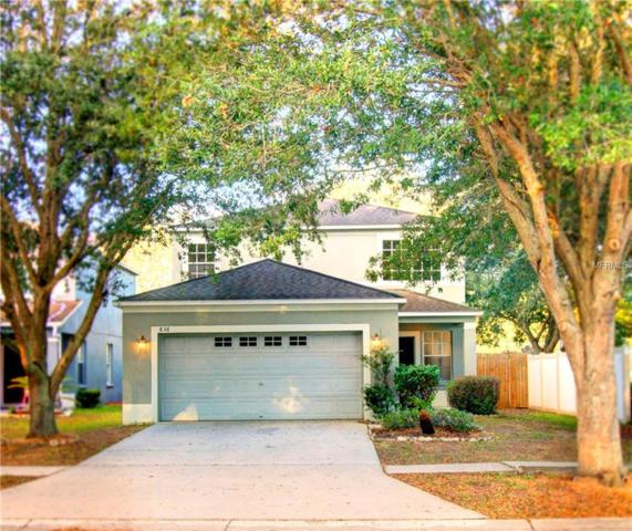 836 Parsons Pointe Street, Seffner, FL 33584 (MLS #T2918296) :: Arruda Family Real Estate Team