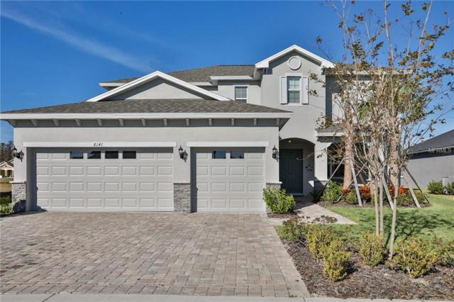 8141 Carlton Ridge Drive, Land O Lakes, FL 34638 (MLS #T2918871) :: Arruda Family Real Estate Team