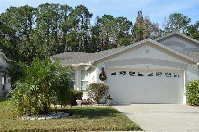 1651 Sassafras Drive, Wesley Chapel, FL 33543 (MLS #T2918905) :: Arruda Family Real Estate Team