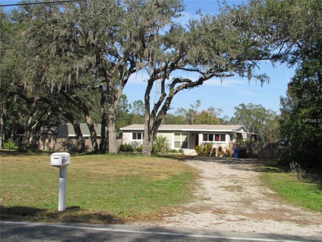 611 Crenshaw Lake Road, Lutz, FL 33548 (MLS #T2919030) :: Arruda Family Real Estate Team