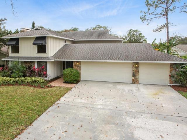 4014 Priory Circle, Tampa, FL 33618 (MLS #T2920694) :: The Duncan Duo Team