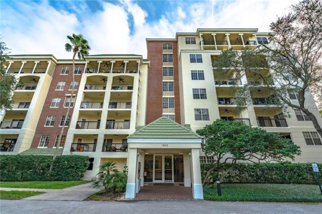 1002 S Harbour Island Boulevard #1108, Tampa, FL 33602 (MLS #T2921354) :: The Duncan Duo Team
