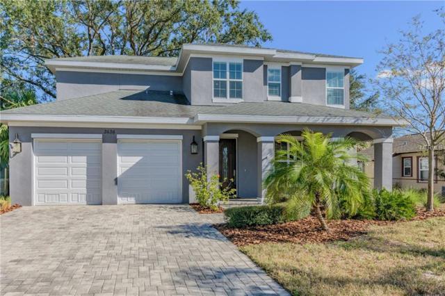 3636 S Hesperides Street, Tampa, FL 33629 (MLS #T2921895) :: The Duncan Duo Team