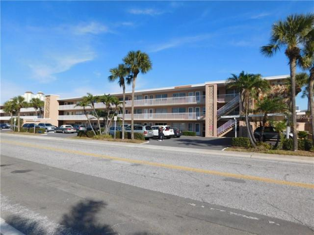6161 Gulf Winds Drive #254, St Pete Beach, FL 33706 (MLS #T2922995) :: Chenault Group