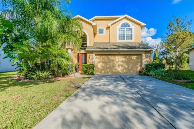 4440 Huddlestone Drive, Wesley Chapel, FL 33545 (MLS #T2923140) :: Team Bohannon Keller Williams, Tampa Properties