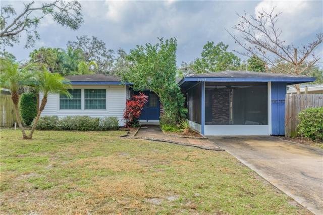 2707 Woodland Hills Avenue, Lakeland, FL 33803 (MLS #T2923342) :: Gate Arty & the Group - Keller Williams Realty