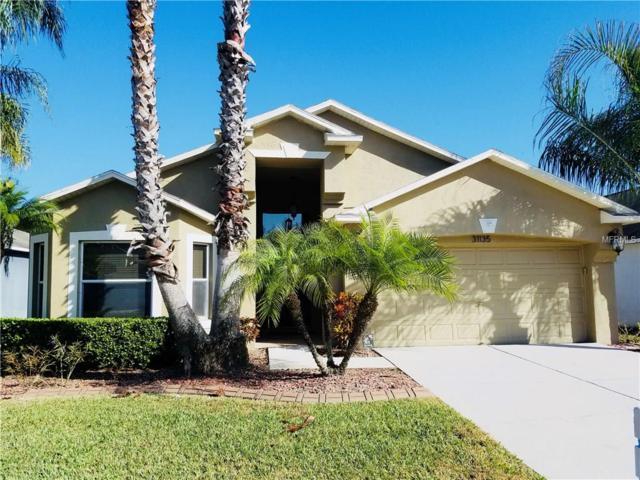 31135 Wrencrest Drive, Wesley Chapel, FL 33543 (MLS #T2923355) :: Team Bohannon Keller Williams, Tampa Properties