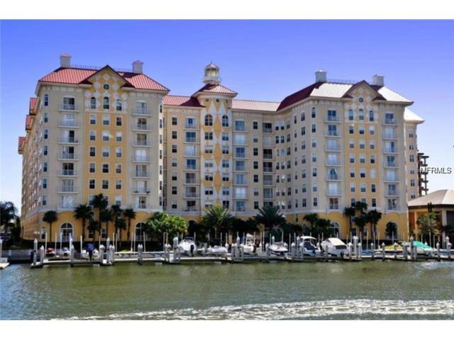 700 S Harbour Island Boulevard #125, Tampa, FL 33602 (MLS #T2923394) :: The Duncan Duo Team