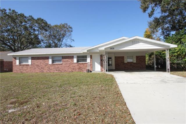 2929 Maplewood Avenue, Lakeland, FL 33803 (MLS #T2923532) :: Gate Arty & the Group - Keller Williams Realty