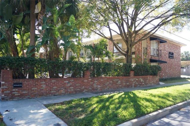 208 Danube Avenue #102, Tampa, FL 33606 (MLS #T2923671) :: The Duncan Duo Team