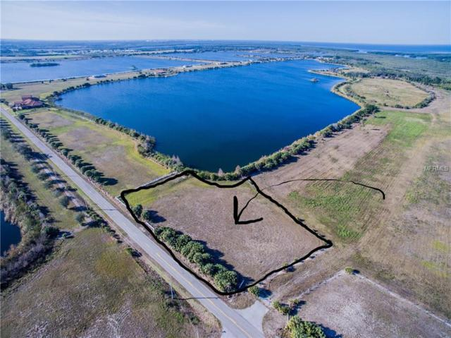 Smilodon Trail, Ruskin, FL 33570 (MLS #T2923727) :: The Duncan Duo Team