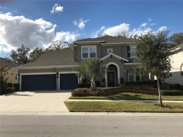 1216 Lorea Lane, Brandon, FL 33511 (MLS #T2923892) :: Griffin Group
