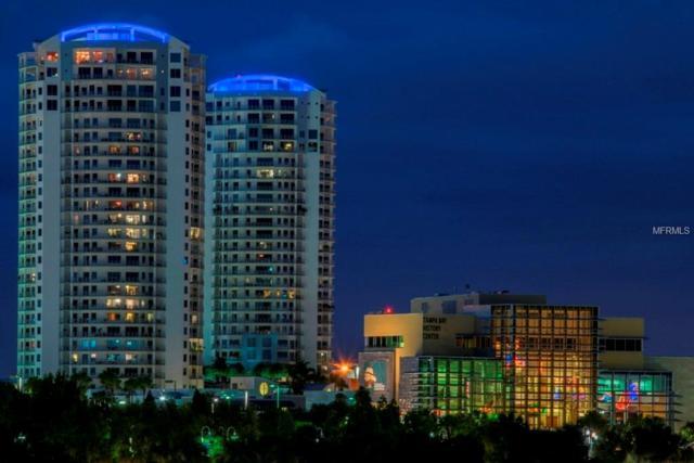 1209 E Cumberland Avenue #1602, Tampa, FL 33602 (MLS #T2923909) :: The Duncan Duo Team