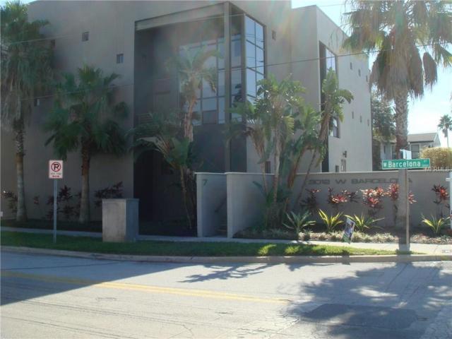 3012 W Barcelona Street #4, Tampa, FL 33629 (MLS #T2923945) :: Gate Arty & the Group - Keller Williams Realty