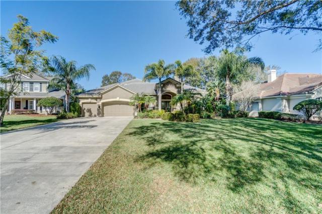 1204 Oxbridge Drive, Lutz, FL 33549 (MLS #T2923955) :: Griffin Group
