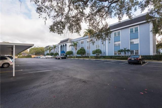 701 Poinsettia Road #218, Belleair, FL 33756 (MLS #T2924515) :: Revolution Real Estate