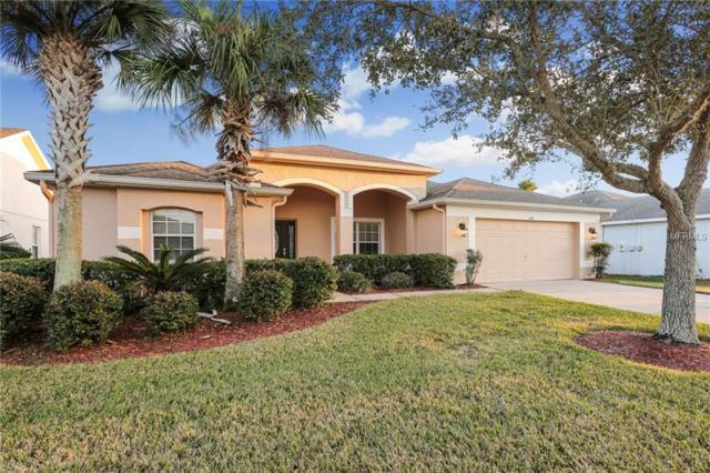 10501 Collar Drive, San Antonio, FL 33576 (MLS #T2924599) :: Delgado Home Team at Keller Williams