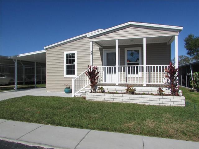 12651 Seminole Boulevard #22, Largo, FL 33778 (MLS #T2924669) :: Revolution Real Estate