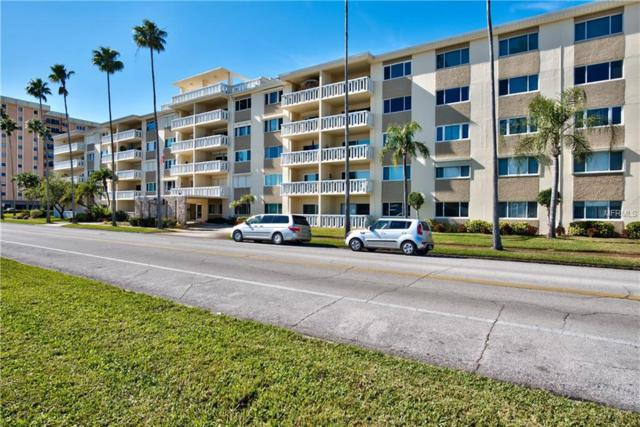 1200 N Shore Drive NE #106, St Petersburg, FL 33701 (MLS #T2924793) :: The Lockhart Team
