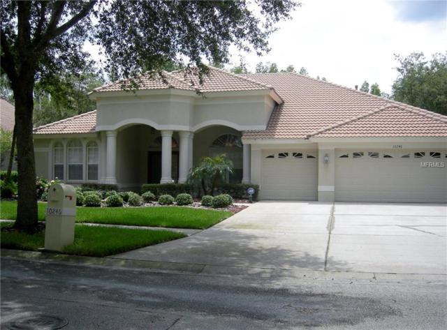 10246 Arbor Side Drive, Tampa, FL 33647 (MLS #T2926714) :: Team Bohannon Keller Williams, Tampa Properties