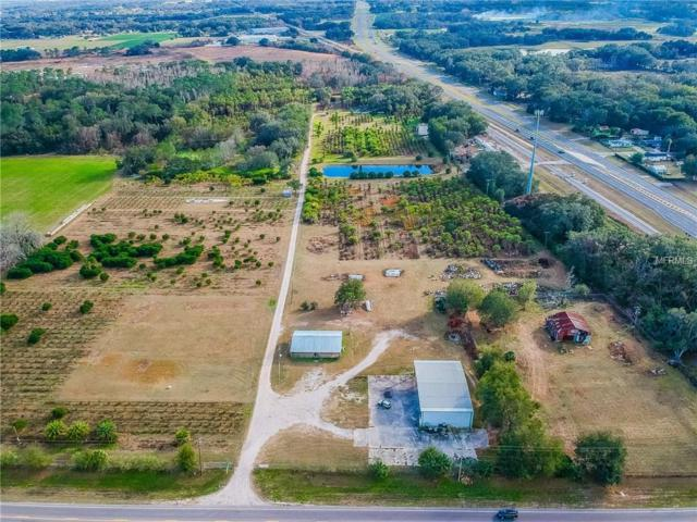 115 E Knights Griffin Road E, Plant City, FL 33565 (MLS #T2928135) :: The Duncan Duo Team