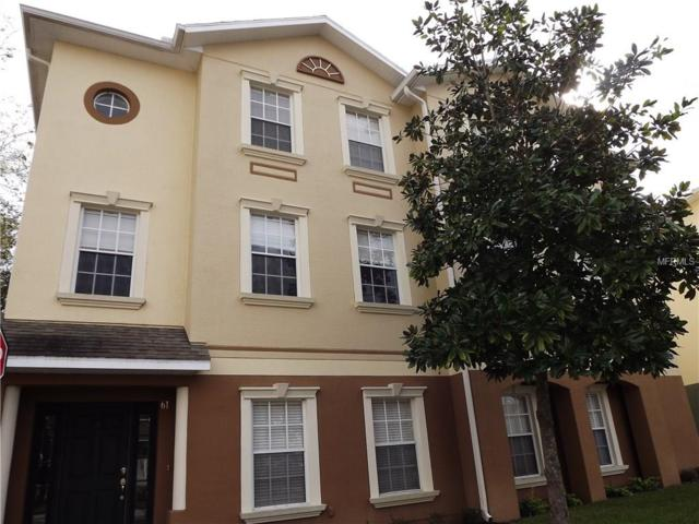 10144 Arbor Run Drive #61, Tampa, FL 33647 (MLS #T2928165) :: The Fowkes Group