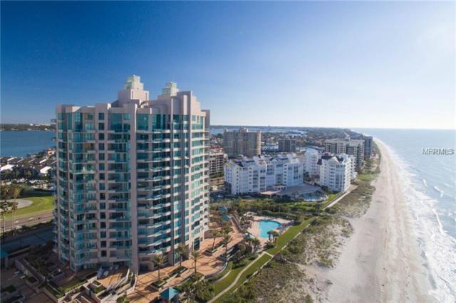 1560 Gulf Boulevard #1406, Clearwater Beach, FL 33767 (MLS #T2929031) :: Delgado Home Team at Keller Williams