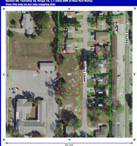 James Street, New Port Richey, FL 34652 (MLS #T2929232) :: The Duncan Duo Team