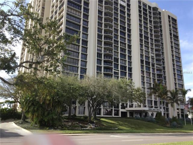3301 Bayshore Boulevard 701E, Tampa, FL 33629 (MLS #T2929269) :: The Duncan Duo Team