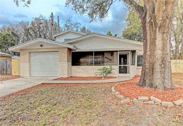 4926 Steel Dust Lane, Lutz, FL 33559 (MLS #T2929367) :: Team Bohannon Keller Williams, Tampa Properties