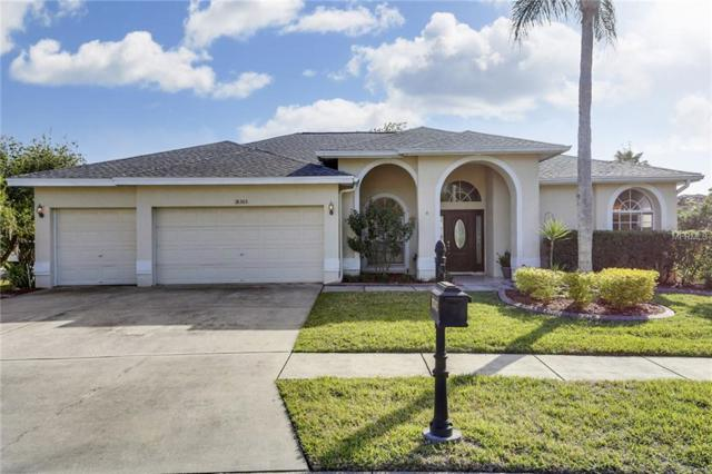 18303 Bittern Avenue, Lutz, FL 33558 (MLS #T2929569) :: Delgado Home Team at Keller Williams