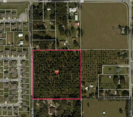 Crews Lake Road, Lakeland, FL 33813 (MLS #T2929616) :: Griffin Group