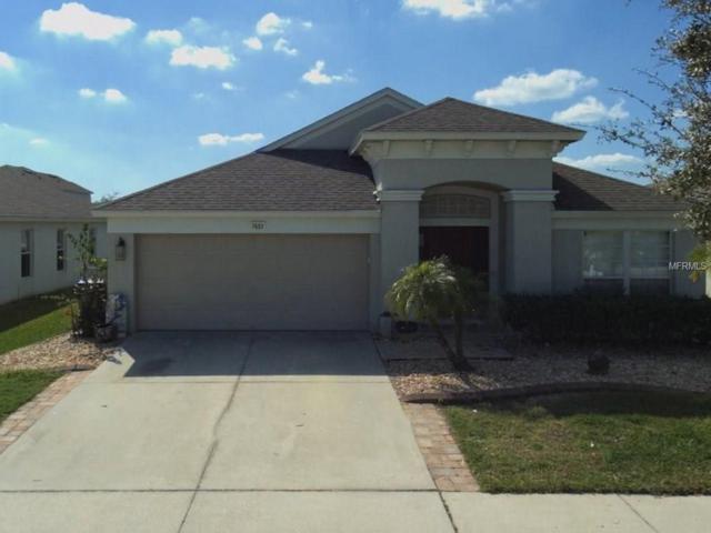 7653 Outerbridge Street, Wesley Chapel, FL 33545 (MLS #T2929686) :: Delgado Home Team at Keller Williams