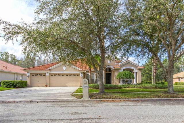 10248 Arbor Side Drive, Tampa, FL 33647 (MLS #T2929752) :: Team Bohannon Keller Williams, Tampa Properties