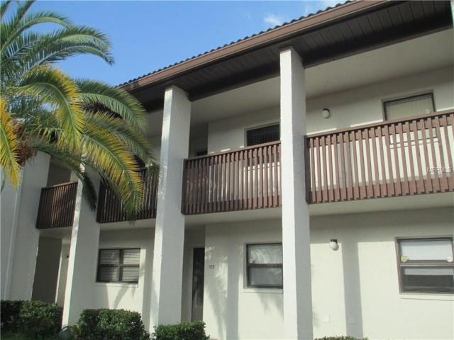 7623 Radcliffe Circle A205, Port Richey, FL 34668 (MLS #T2929808) :: The Duncan Duo Team